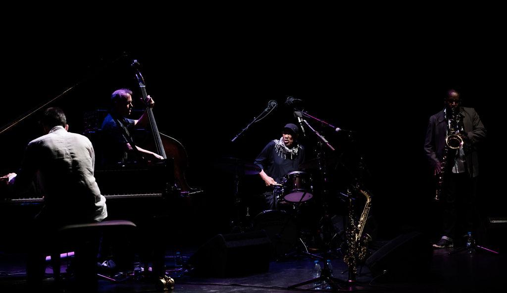 Luis Moholo Quartet